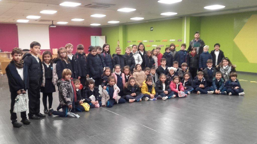 Colegio Virgen de Guadalupe - 29 Octubre 2018
