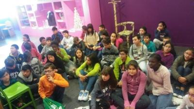 Colegio Calixto Ariño