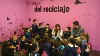 Colegio La Anunciata. 3 de Mayo 2018
