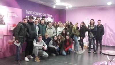 Colegio Rosa Molas. 2 de Noviembre 2018