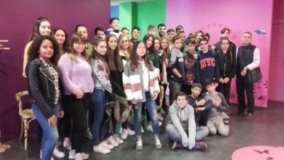 Colegio Santa Magadalena Sofía - 25 de Octubre 2018