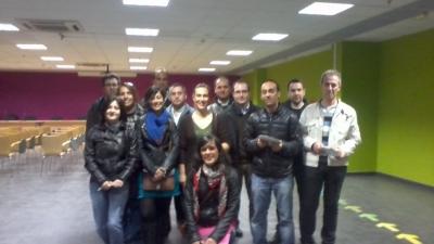 Centro Formador IFES - Curso de Gestión y minimización de residuos industriales