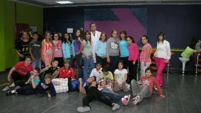 Colegio María Moliner de  El Burgo de Ebro - 6º Primaria
