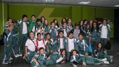 Colegio Vírgen del Romeral de Binéfar (1º y 2º ESO)