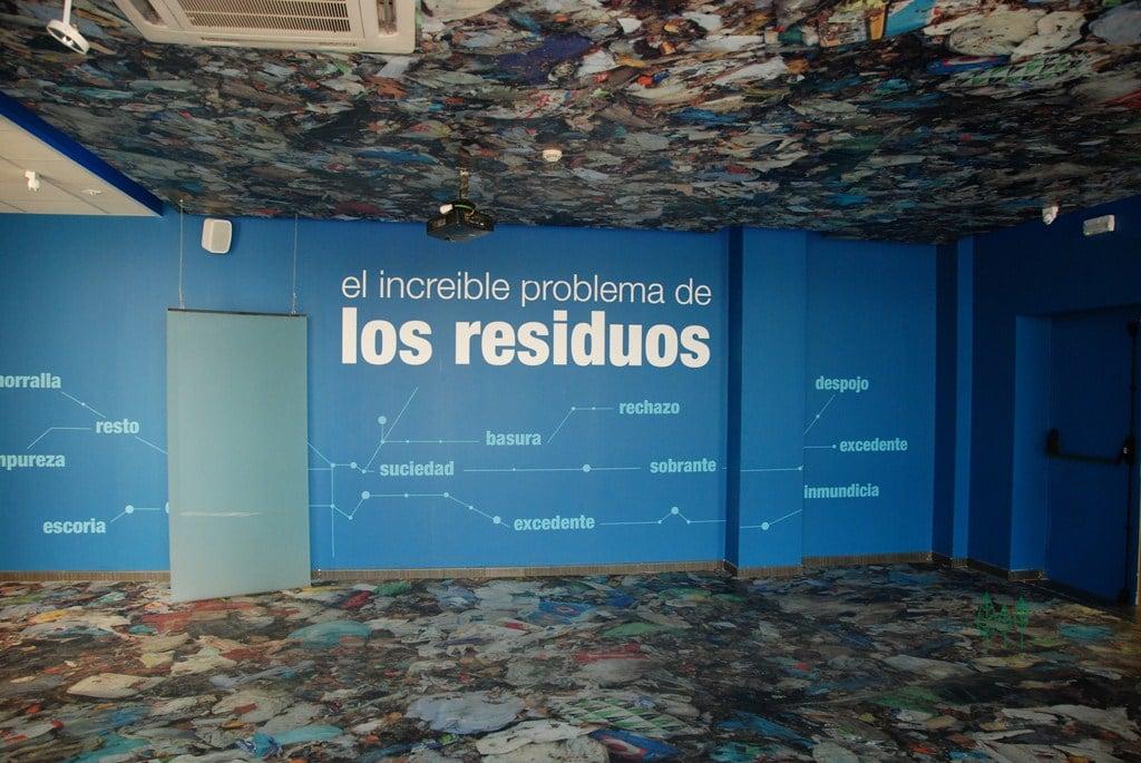 Sala 1 - El increíble problema de los residuos