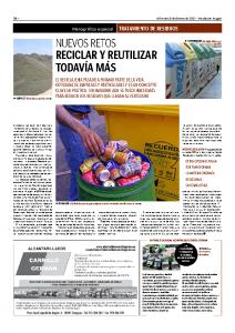 Reportaje en Heraldo de Aragón