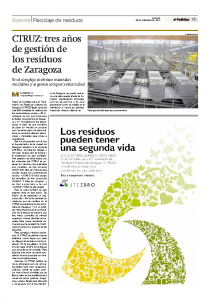 Monográfico en El Periódico