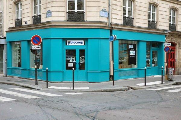 facade-magasin-biocoop-21-green-hotels-paris-eiffel-trocadero-gavarni