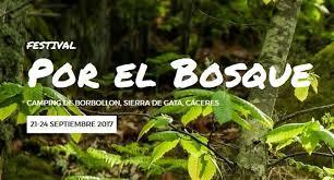 Por el Bosque Festival