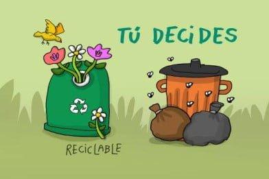 Países que más reciclan
