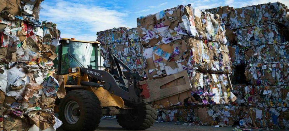 ¿Países que importan basura?