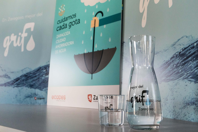 Día Mundial del Agua: Zaragoza fomenta el ahorro y la calidad del agua del grifo
