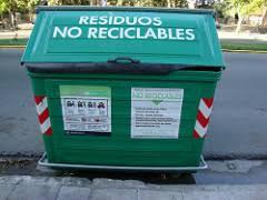 ¿Qué residuos no son reciclables?