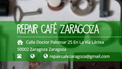 Repair Café en Zaragoza