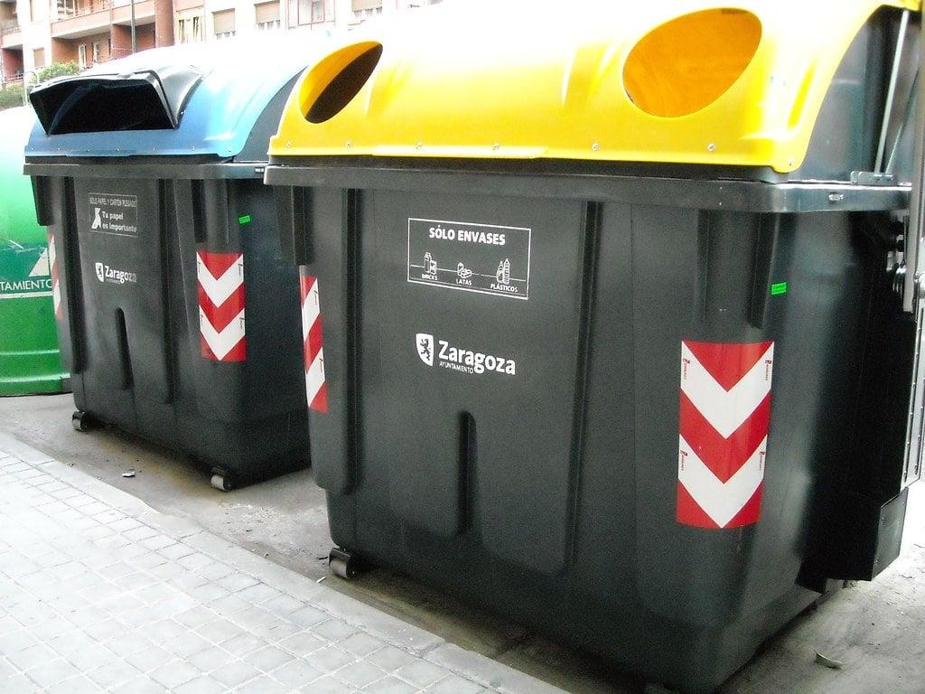 Doce errores frecuentes que cometemos al reciclar la basura