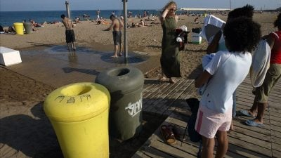 Consejos para reciclar en vacaciones