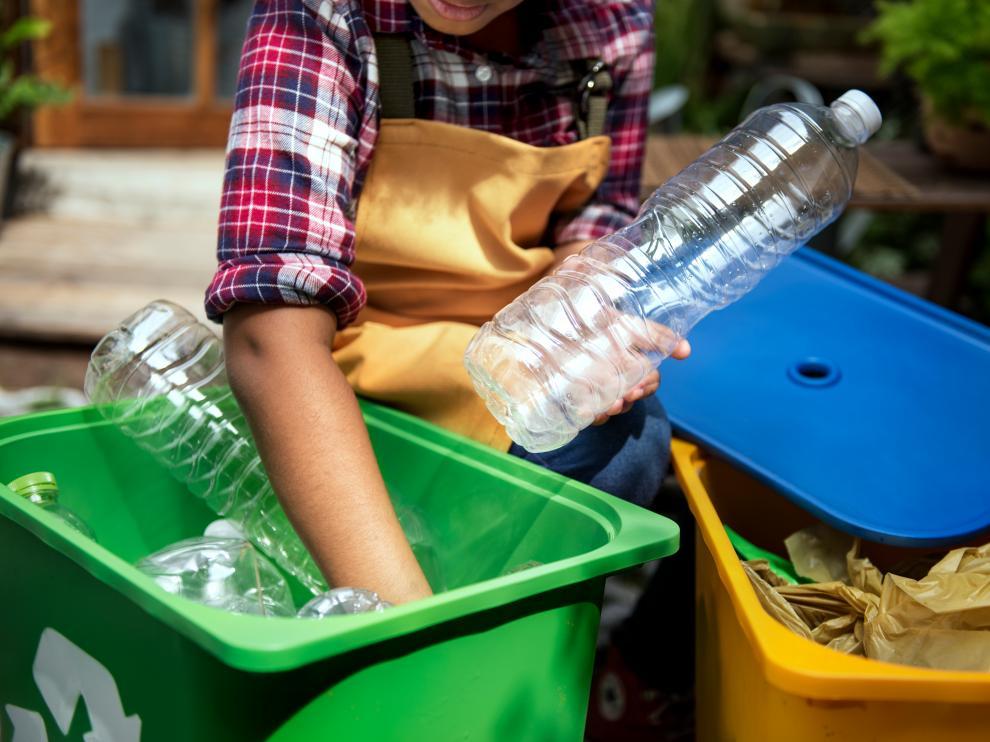 El contenedor virtual de aprendizajes plásticos en la escuela