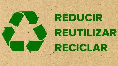 las tres erres del reciclaje
