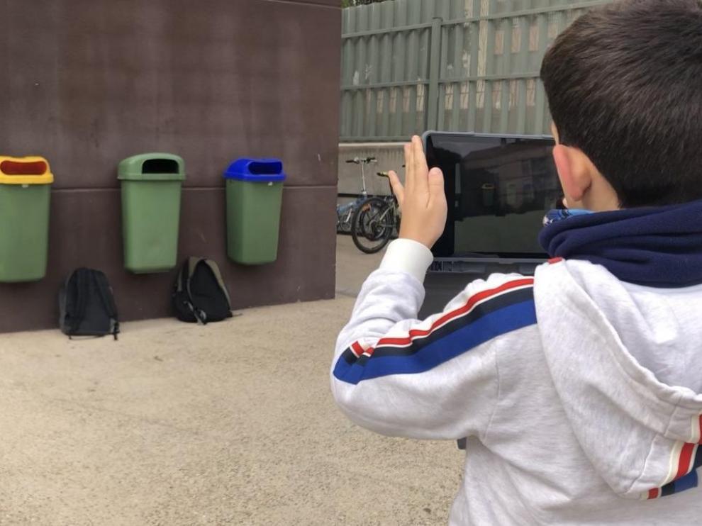 El Lycée français Molière de Zaragoza aspira a convertirse en Ecoescuela