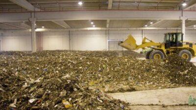 Zaragoza utilizará el compost de los residuos orgánicos para mejorar parques y jardines